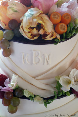 Cakes, cake, Monagram, Branching out cakes, Initials
