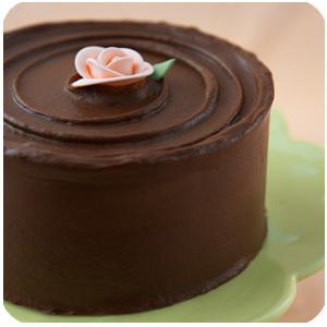 Cakes, brown, cake, Dessert, Miette