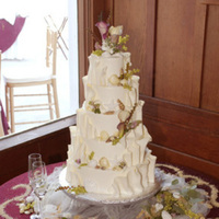 Cakes, cake, Beach, Beach Wedding Cakes, Branching out cakes