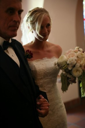 Ceremony, Flowers & Decor, Father of the bride
