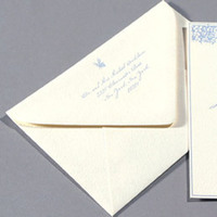 Stationery, blue, Invitations, Birds
