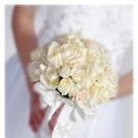 Flowers & Decor, white, Bride Bouquets, Flowers, Bouquet, Cattails, Rose