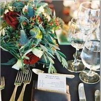 Reception, Flowers & Decor, brown, Centerpieces, Flowers, Centerpiece