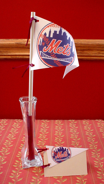 red, Centerpiece, Mine by design, Mets