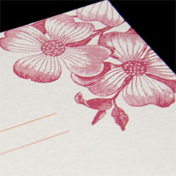 Stationery, pink, red, Invitations, Oliostyle