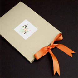 Stationery, orange, Invitations, Oliostyle