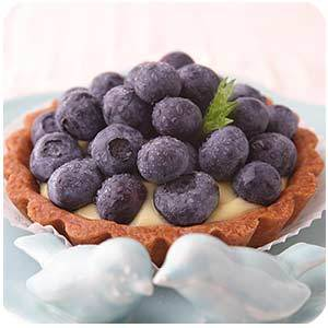 blue, Dessert, Miette