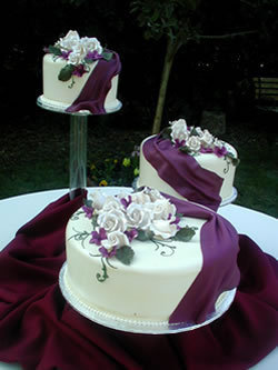 Cakes, purple, cake, Lastarr cakes co