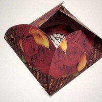 Favors & Gifts, red, brown, Favors, Mine by design, Cd