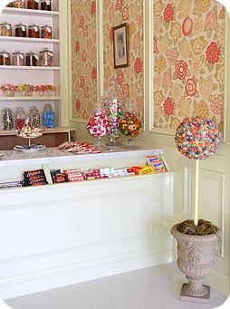 Dessert, Miette, Candy buffet