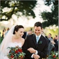 Ceremony, Flowers & Decor, red, Ceremony Flowers, Bride Bouquets, Bride, Flowers, Bouquet, Groom
