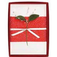 Stationery, red, Invitations, Boxed