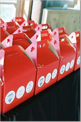 DIY, Favors & Gifts, red, Favors