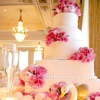 Flowers & Decor, Cakes, pink, cake, Floral Wedding Cakes, Vineyard Wedding Cakes, Flowers, Nicole ha