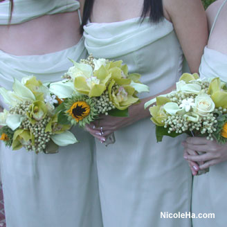Flowers & Decor, white, green, Flowers, Nicole ha