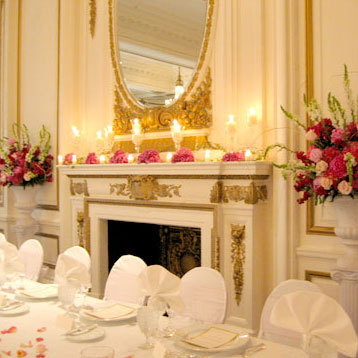 white, pink, Glam Wedding Flowers & Decor, Vintage Wedding Flowers & Decor