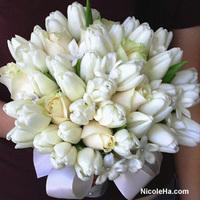 Flowers & Decor, white, Bride Bouquets, Flowers, Bouquet, Nicole ha