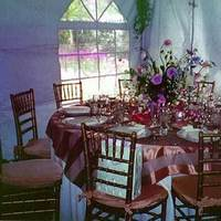 Reception, Flowers & Decor, red, Contemporary catering and event planning services, Contemporary catering