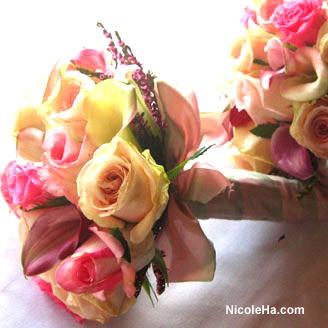 Flowers & Decor, pink, Flowers, Nicole ha