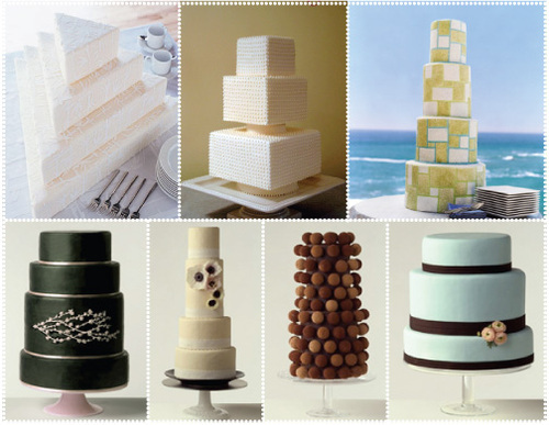 Cakes, cake, Style me pretty