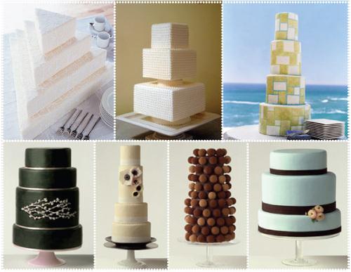 Cakes, cake, Style me pretty