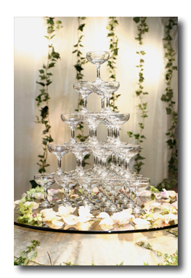 Reception, Flowers & Decor, Contemporary catering and event planning services, Contemporary catering