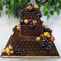 Cakes, brown, cake, Lastarr cakes co