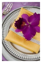 Flowers & Decor, yellow, purple, Flowers, Paradise delight