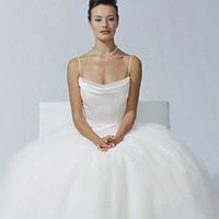 Wedding Dresses, Fashion, dress, Casablanca bridal, Spaghetti straps, Princess, Spahetti Strap Wedding Dresses