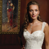 Wedding Dresses, Sweetheart Wedding Dresses, Fashion, dress, Sweetheart, Casablanca bridal, Halter, halter wedding dresses
