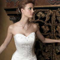 Wedding Dresses, Sweetheart Wedding Dresses, Fashion, dress, Sweetheart, Casablanca bridal