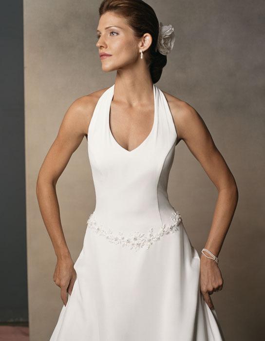 Wedding Dresses, Fashion, dress, Casablanca bridal, Halter, halter wedding dresses