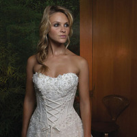 Wedding Dresses, Sweetheart Wedding Dresses, A-line Wedding Dresses, Fashion, dress, Sweetheart, Casablanca bridal, A-line, Corset