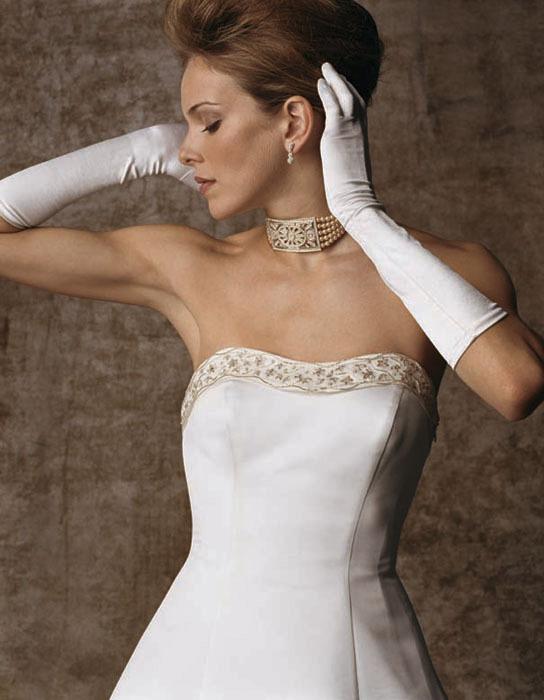 Wedding Dresses, A-line Wedding Dresses, Fashion, dress, Strapless, Casablanca bridal, Strapless Wedding Dresses, A-line