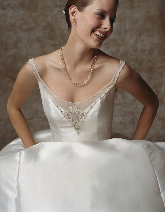 Wedding Dresses, Fashion, dress, Casablanca bridal, Straps