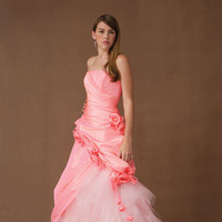 Bridesmaids, Bridesmaids Dresses, Fashion, pink, Chrissy o fashion and bridal boutique