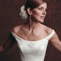 Wedding Dresses, One-Shoulder Wedding Dresses, Fashion, dress, Casablanca bridal, Off the shoulder, Princess, Off the Shoulder Wedding Dresses