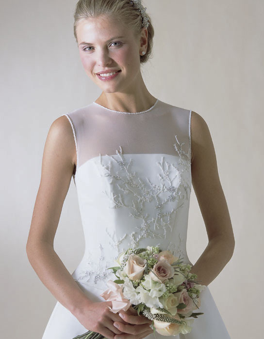 Wedding Dresses, A-line Wedding Dresses, Fashion, dress, Casablanca bridal, A-line