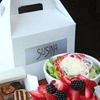 Favors & Gifts, red, Favors, Susina bakery cafe
