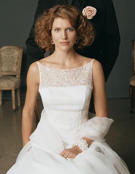 Wedding Dresses, Lace Wedding Dresses, Fashion, dress, Lace, Casablanca bridal, Boatneck