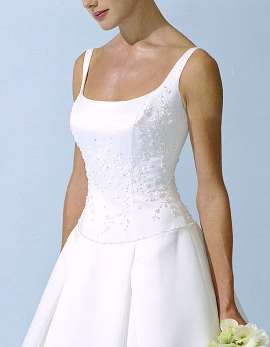 Wedding Dresses, A-line Wedding Dresses, Fashion, dress, Casablanca bridal, A-line, Sleeves