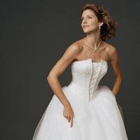 Wedding Dresses, Fashion, dress, Strapless, Casablanca bridal, Strapless Wedding Dresses, Princess