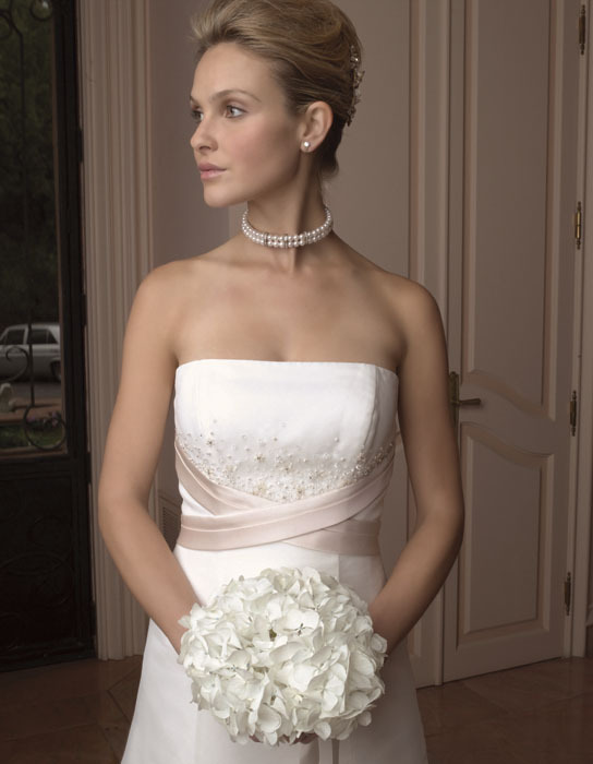 Wedding Dresses, Fashion, dress, Strapless, Casablanca bridal, Strapless Wedding Dresses, Empire