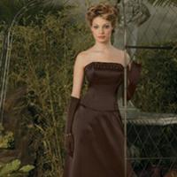 Bridesmaids, Bridesmaids Dresses, Fashion, brown, Chrissy o fashion and bridal boutique