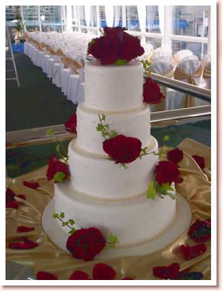 red, Cinderella cakes, Cak