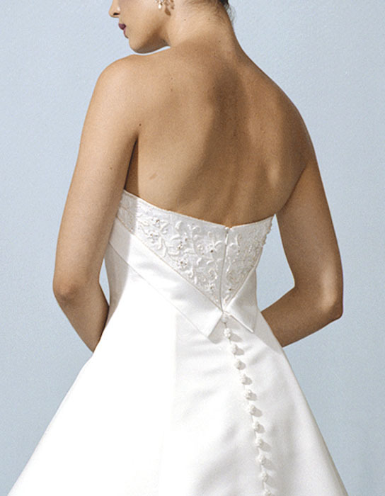 Wedding Dresses, Fashion, dress, Casablanca bridal, Buttons