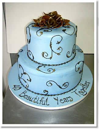 Cakes, blue, cake, Cinderella cakes