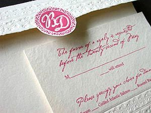 Stationery, pink, Glam Wedding Invitations, Vintage Wedding Invitations, Invitations, Papel vivo