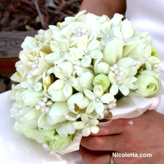 Flowers & Decor, white, Bride Bouquets, Flowers, Bouquet, Nicole ha