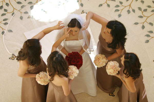 Bridesmaids, Bridesmaids Dresses, Photography, Fashion, red, brown, Fina photography